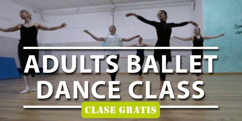 001---[Clase-Gratis]---Adults-Ballet-Dance-Class - Isla Rose Dance Academy