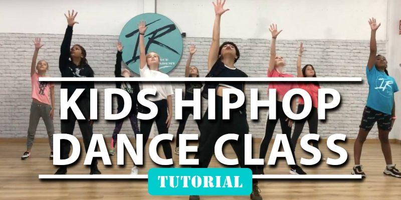 001---[Tutorial]---Kids-HipHop-Dance-Class-Niños Clase Baile