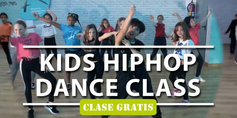 002---[Clase-Gratis]---Kids-HipHop-Dance-Class - Isla Rose Dance Academy Online