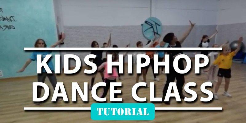 002---[Tutorial]---Kids-HipHop-Dance-Class-Niños Clase Baile