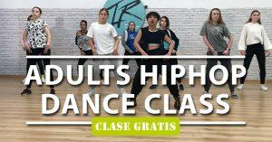 003---[Clase-Gratis]---Adults-HipHop-Dance-Class - Isla Rose Dance Academy Online