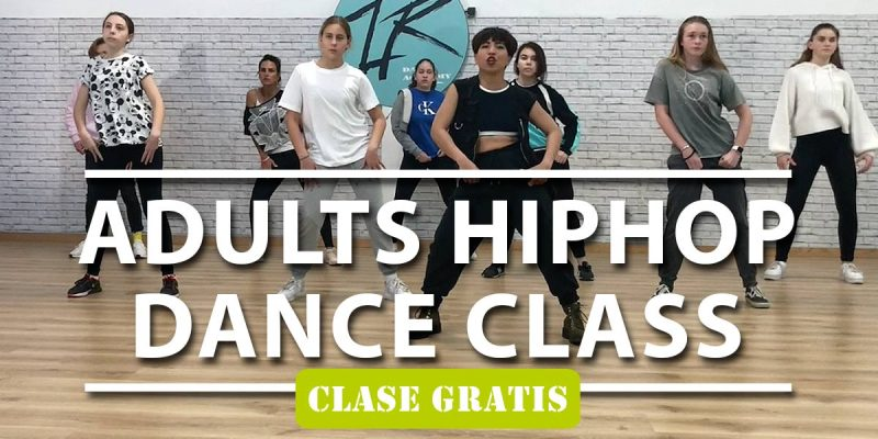 003---[Clase-Gratis]---Adults-HipHop-Dance-Class - Isla Rose Dance Academy Online