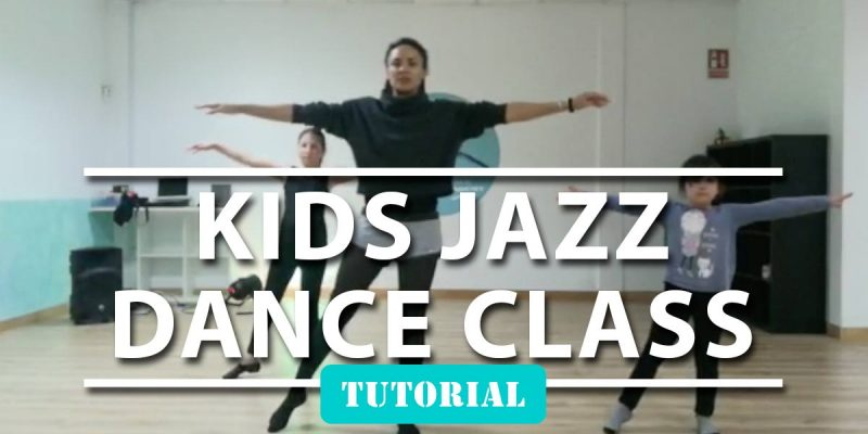 003---[Tutorial]---Kids-Niños-Jazz-Dance-Classes-Clase Baile