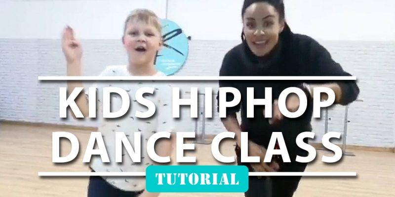 004---[Tutorial]---Kids-HipHop-Dance-Class-Niños Clase Baile